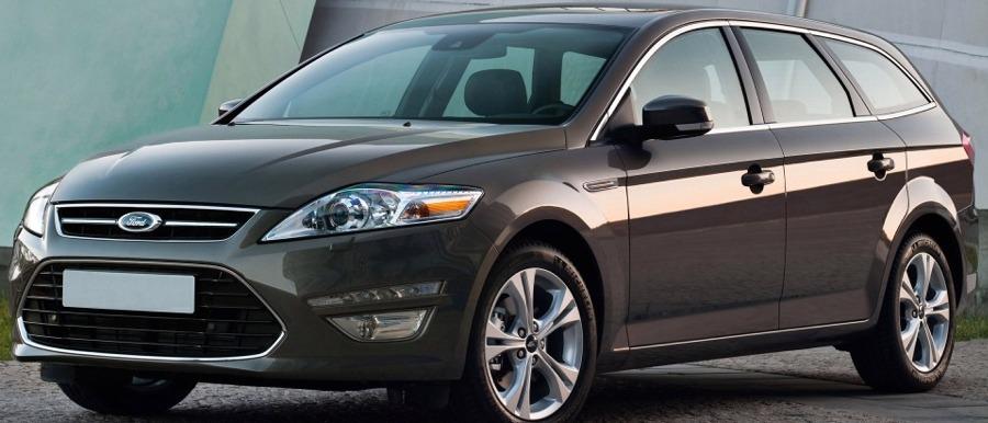 Ford Mondeo kombi 1.6 TDCI/2.0 TDCI