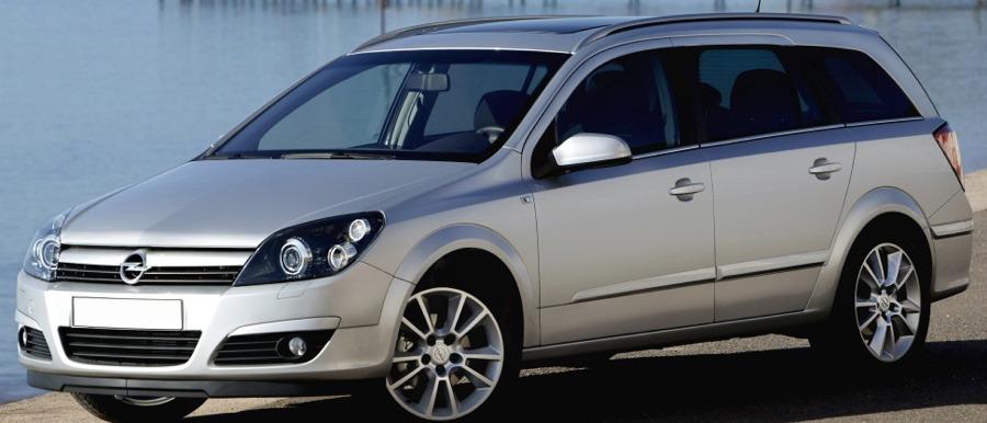 Opel Astra kombi H 1.7 CRDI