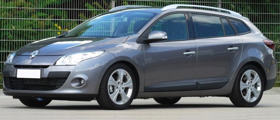 Renault Megane kombi 1.5 DCI