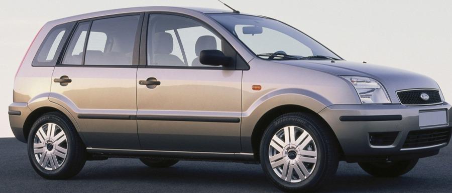 Bérelhető autó Ford Fusion 1.4