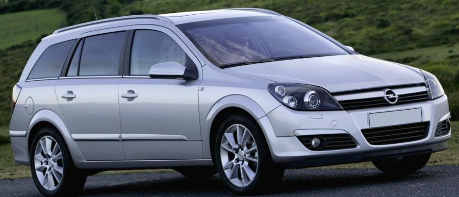 Opel Astra H kombi 1.6